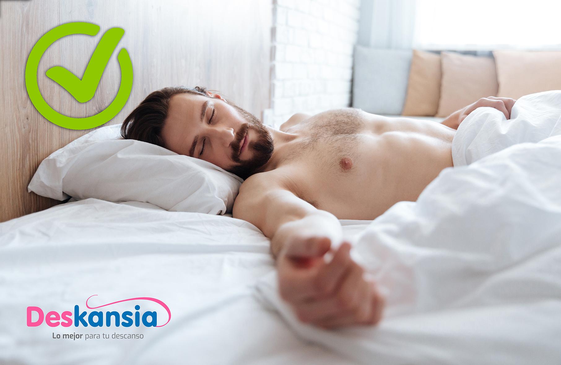 En este momento estás viendo Las mejores y peores posturas para dormir.